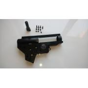 RETRO ARMS - GEAR BOX V2 CNC 8MM BLACK
