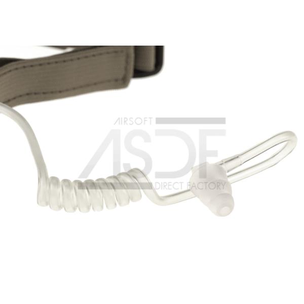 Ztactical - Laryngophone tactique TAN (Throat Mic)-2699