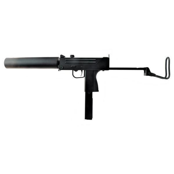 HFC - TYPE MAC 11 GAZ BLOW BACK RIFLE (GBBR)-27123