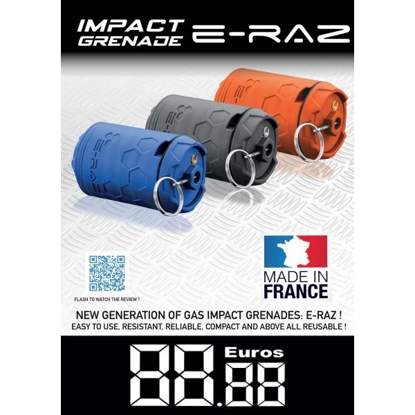 E-RAZ - GRENADE IMPACT-27247