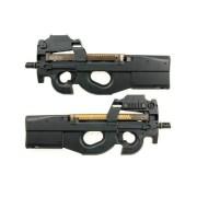 JS-TACTICAL - REPLIQUE P90 AEG AVEC VISEUR