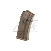 PIRATE ARMS - CHARGEUR G36 MID-CAP 130 BILLES