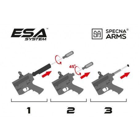 SPECNA ARMS - AEG SA-CO5 TAN CORE-29278