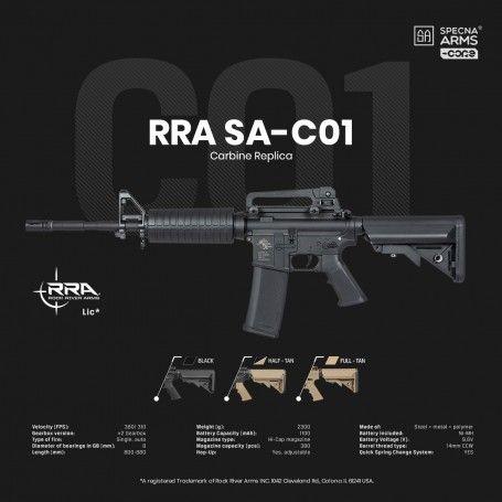 SPECNA ARMS - M4 AEG SA-C01 CORE-29295