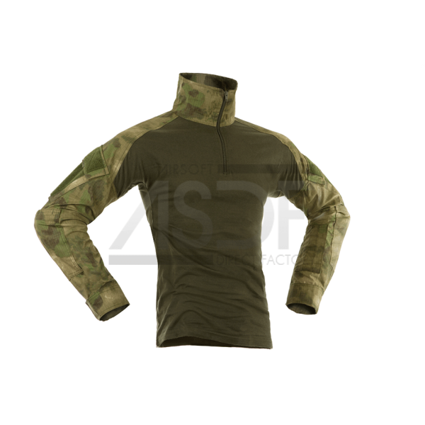 INVADER GEAR - Combat Shirt - Atacs FG (Everglade)-2955