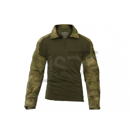 INVADER GEAR - Combat Shirt - Atacs FG (Everglade)-2956