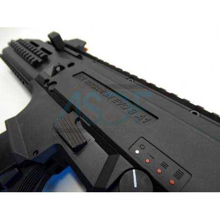 ASG / CZ - Scorpion EVO3 A1 AEG 1.4 joules-3645