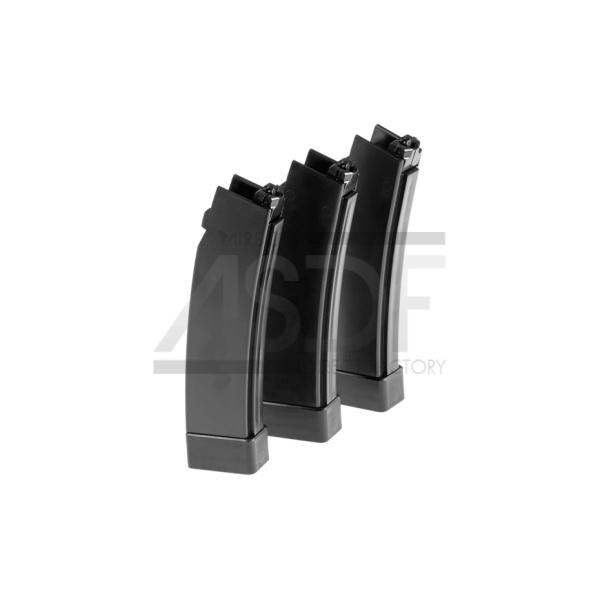 ASG - Pack 3x chargeurs 70 billes de CZ Scorpion EVO AEG-3721