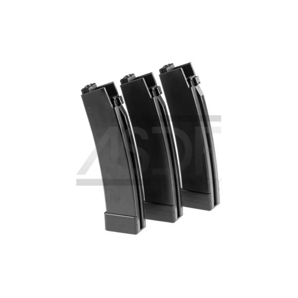 ASG - Pack 3x chargeurs 70 billes de CZ Scorpion EVO AEG-3722