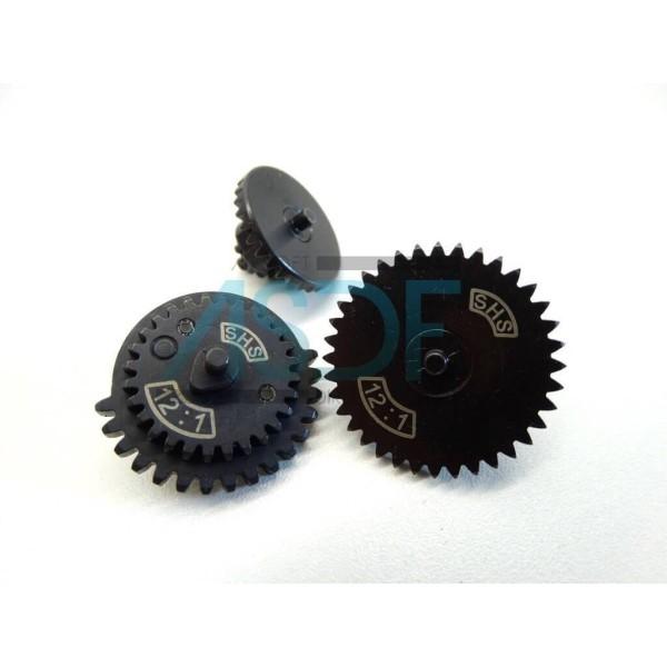 SHS - Pignons CNC 12:1 Gen 3-3798