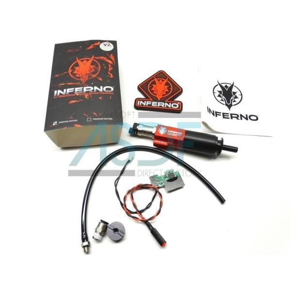 Wolverine airsoft - Inferno Spartan V2-3841