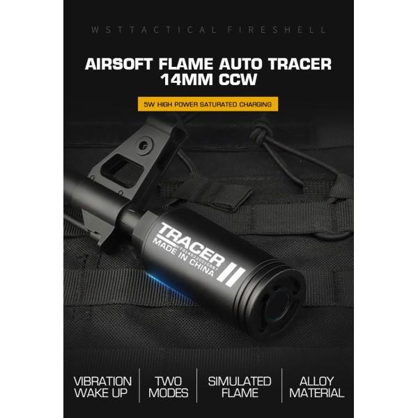 WOSPORT - TRACEUR SPITFIRE 14MM CCW