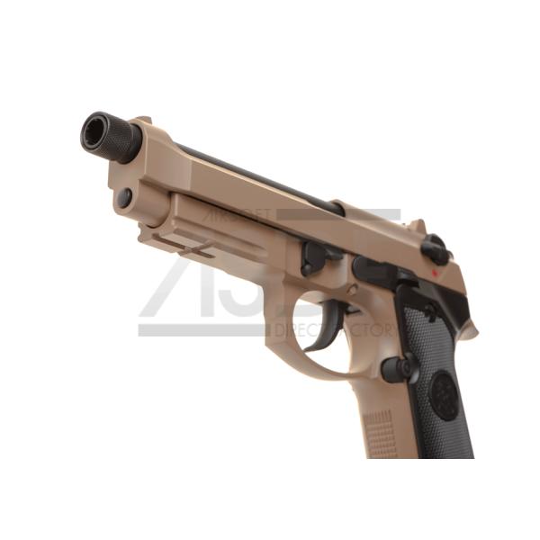 KJWORKS - M9 A1 TAN GAZ/CO2