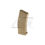 ARES - Chargeur Mid Cap m4 ou hk416  S-Class AMOEBA 140bbs TAN