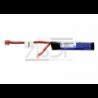 P. Arms - Lipo 7.4v 1100 mAh 15C en dean pour tube de stock