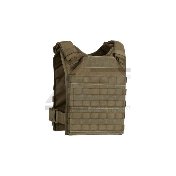 INVADER GEAR - PORTE PLAQUE RANGER GREEN-3996