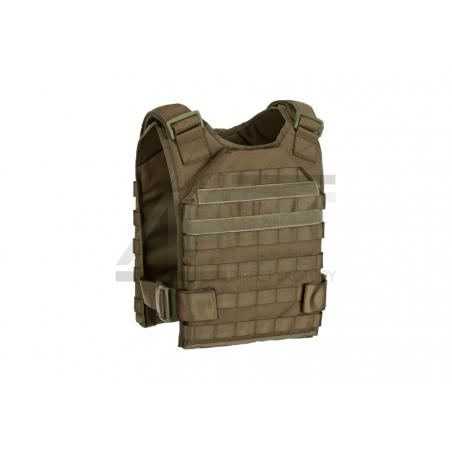 INVADER GEAR - PORTE PLAQUE RANGER GREEN-3997