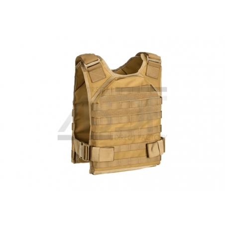 INVADER GEAR - PORTE PLAQUE TAN-4007