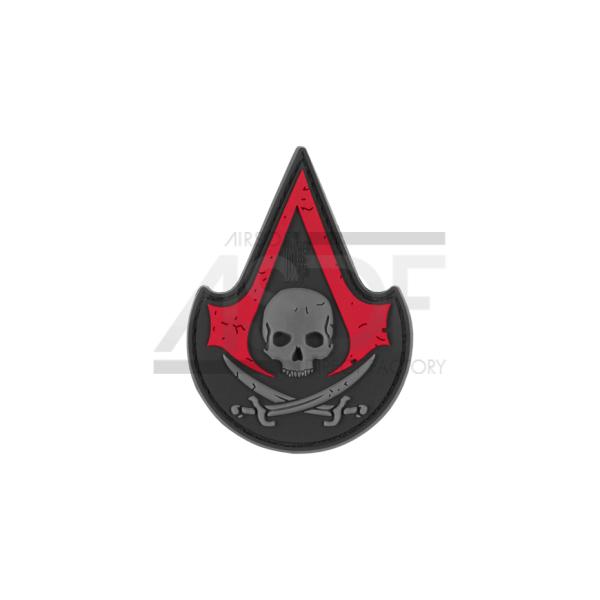 JTG - Assassin Skull Rubber ROUGE-4167