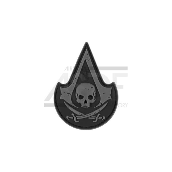 JTG - Assassin Skull Rubber NOIR-4169