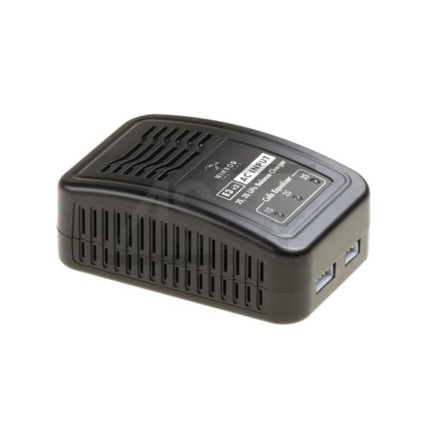 NIMROD TACTICAL - Chargeur LIPO E3v2 - 7.4/11.1V-4255