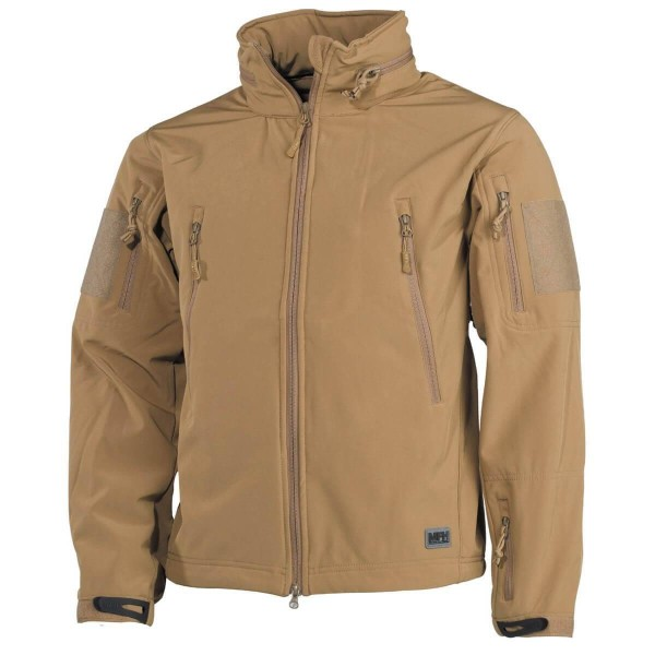 MFH- Soft shell SCORPION - TAN-4376