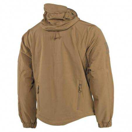 MFH- Soft shell SCORPION - TAN-4377