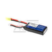 P. Arms - Lipo 7.4v 1300 mAh 15C en Tamya type mini