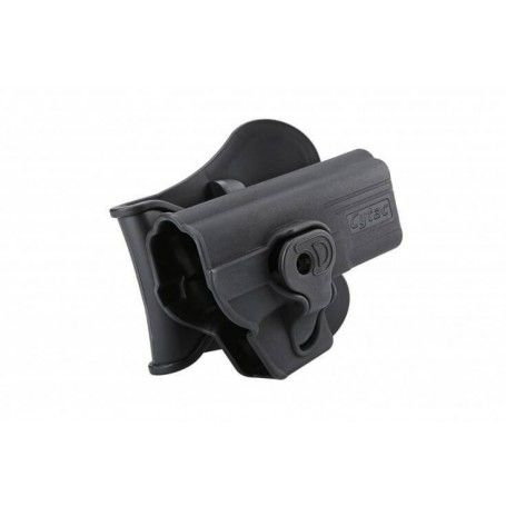 Cytac - Holster Serie GLOCK 17/18/23