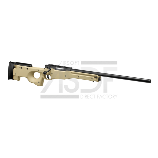 WELL - L96 Sniper Rifle TAN-4508