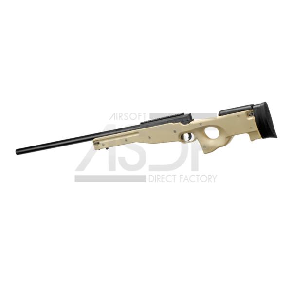 WELL - L96 Sniper Rifle TAN-4509