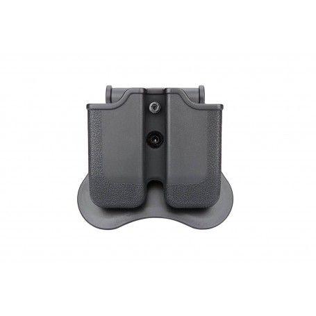 Cytac-holster rigide chargeur p226/pt92/pt809/pt905
