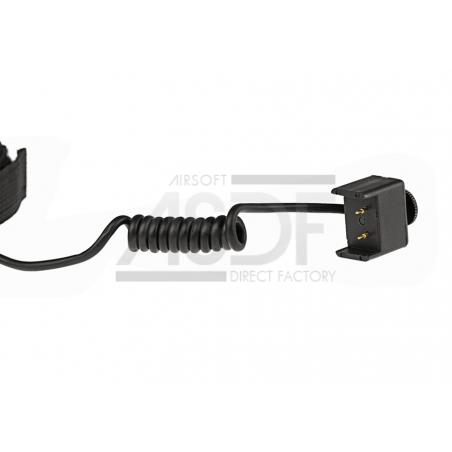 Z-Tactical - laryngo pour Z 029 - Noir-4652