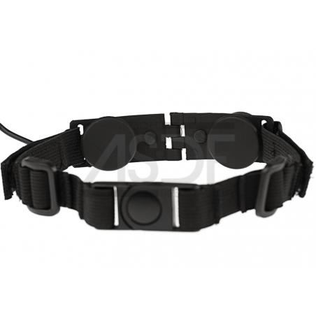 Z-Tactical - laryngo pour Z 029 - Noir-4653