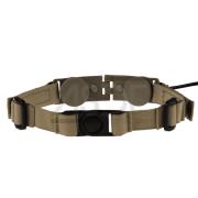 Z-Tactical - laryngo pour Z 029 - TAN
