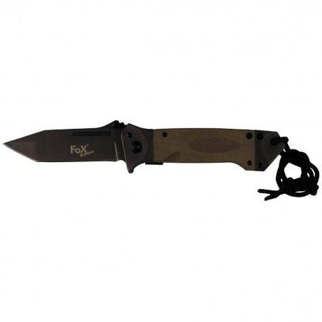 MFH-Couteau pliant, manche G10