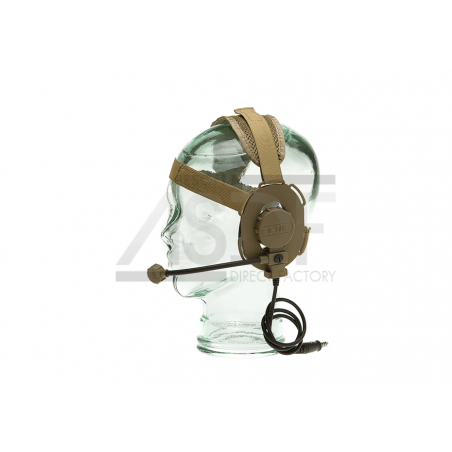 ZTactical - Headset Bowman EVO III TAN