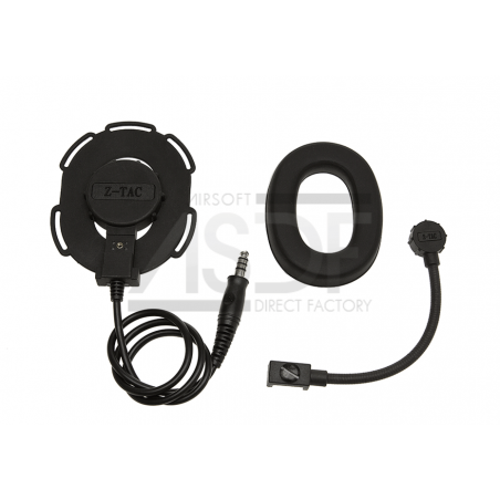 ZTactical - Headset Bowman EVO III Noir-616